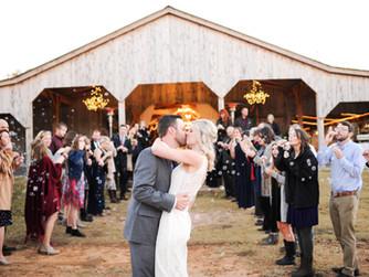 Shelby + Derek {Arkansas Wedding - Wagon Wheel Acres}