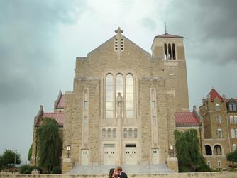 Megan + Nathaniel {Subiaco Academy - Arkansas Engagement}