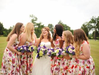SAVANNA + JARON {Arkansas Wedding}