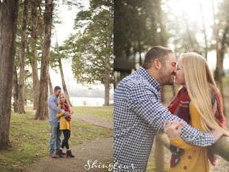 Kortlind + Jared | Arkansas Engagement