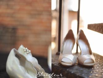 Mariel | Morgan {Arkansas Wedding, Lake Point Conference Center}