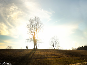 Carli + Jonathan | Arkansas Engagement