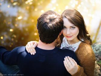 LAUREN + JOEY {Arkansas Engagement}