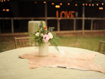 MANDY + MATT {Alaska Wedding   The Barn at Twin Oaks Ranch}