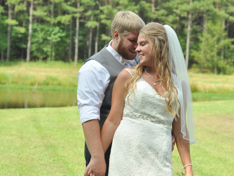 Stephanie   Aaron {Arkansas Wedding - Point Remove Lodge}