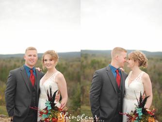 Haley | Jake {The Royal Ridge Barn | Royal, Arkansas - Wedding Day}