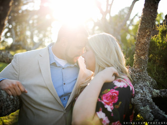 JORDAN + BRANDON {Arkansas Engagement - Brayberry Farms}