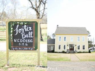 Andrea + Ben {Arkansas Wedding}