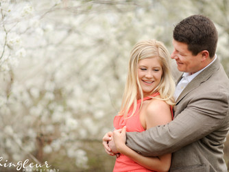 Shelby + Lance {Arkansas Engagement}