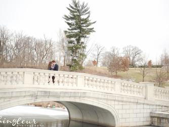 Alex + Josh {St. Louis Engagement}