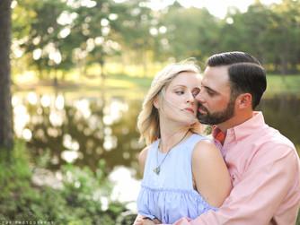SHELBY + DEREK {Arkansas Engagement}