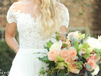 EMILY + ALEX {Wedding Day - Russellville, AR}