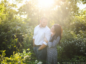 || JENNY + JACOB || {Arkansas Engagement}