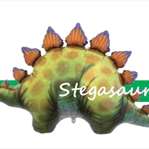 Stegosaurus Dinosaur Balloon