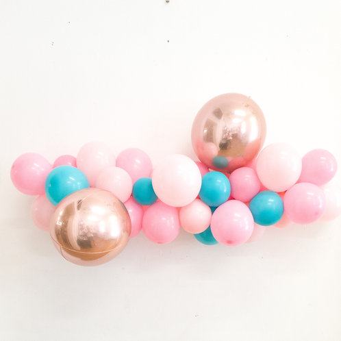 LOL Surprise Doll Mini Balloon Garland DIY Kit
