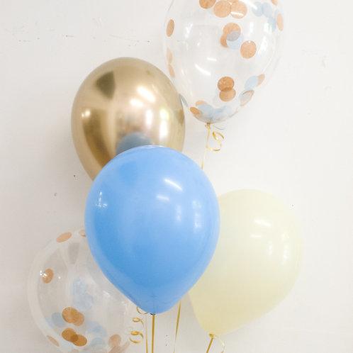 Peter Rabbit Balloon Mix - Pkt 5