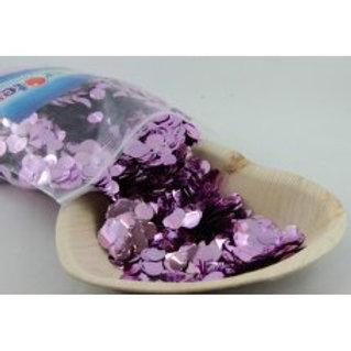 Balloon Confetti - 20gm Lilac 1cm