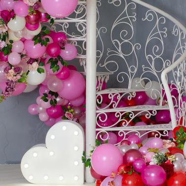 Balloon Garland