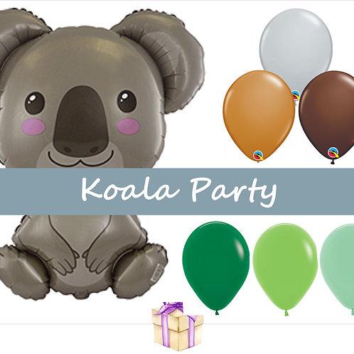 Koala Balloon Kit