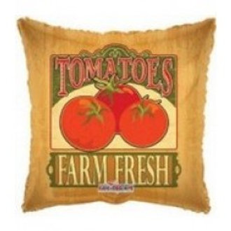 "Tomatoes Foil Balloon - 18"""