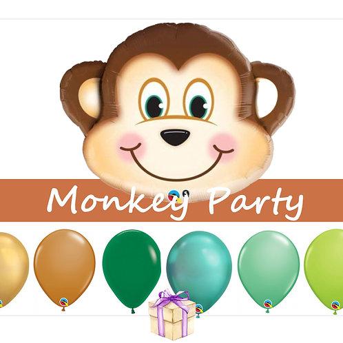 Monkey Balloon Kit