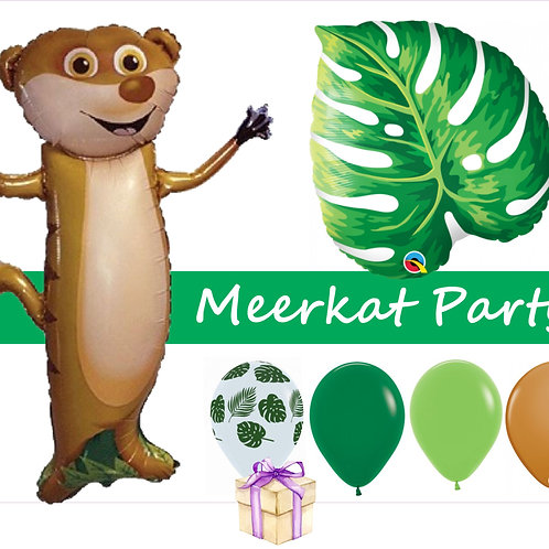 Meerkat Balloon Kit