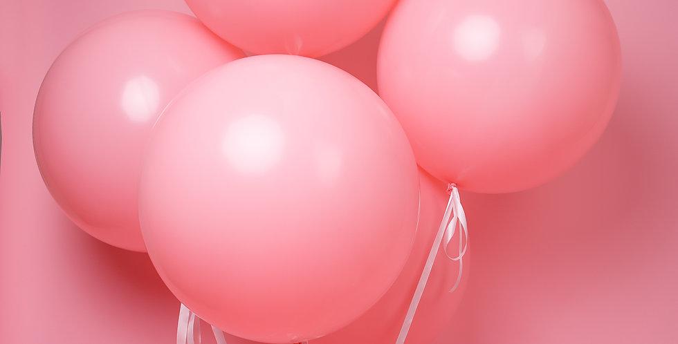 Giant Pink Balloon