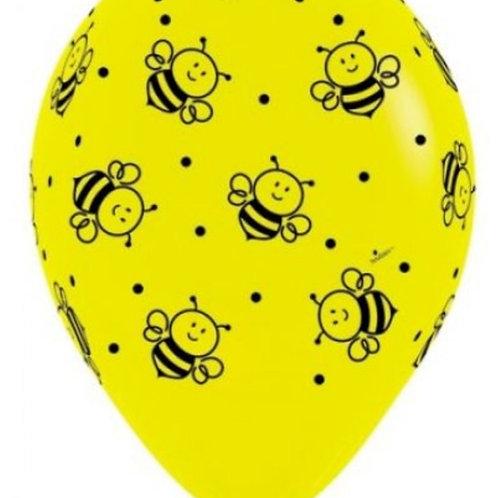 Bee Print Latex Pkt 5