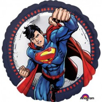 "Superman Foil Balloon - 18"""