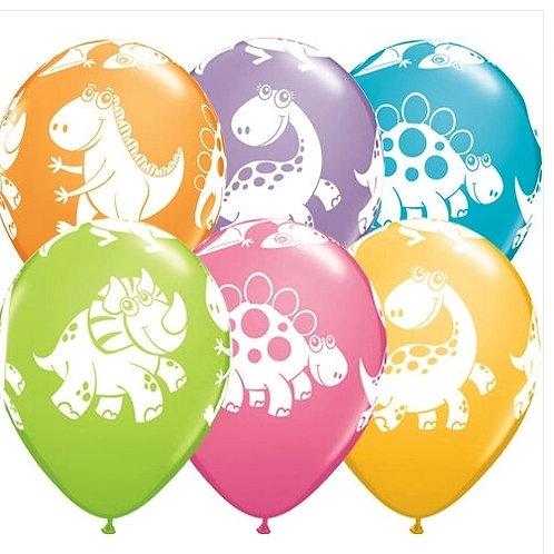 Dinosaur Balloon - Cute Dinsoaurs