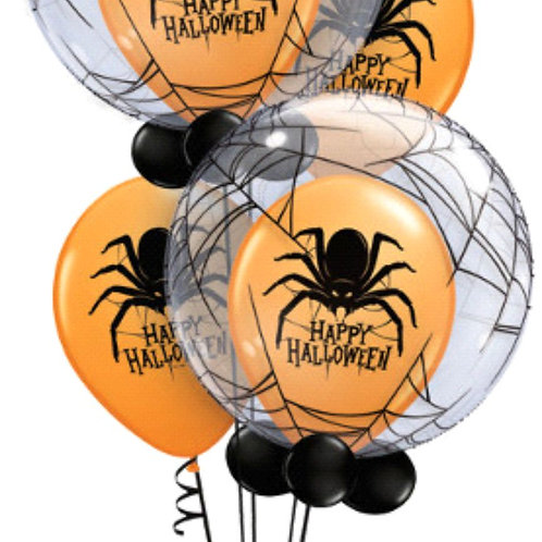 Halloween Balloon Bouquet DIY Kit