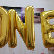 ONE Supershape Foil Balloons