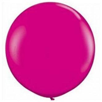 Giant 90cm Wildberry Balloon