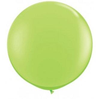 Giant 90cm Lime Balloon