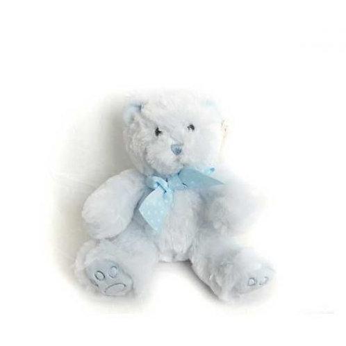 Push Bear Blue - Size 30cm
