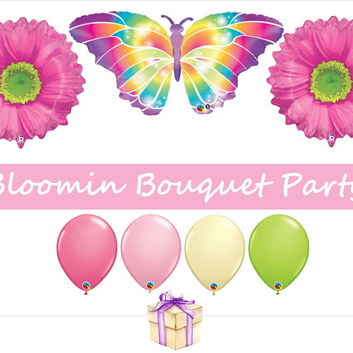 Pink Bloomin Balloon Kit