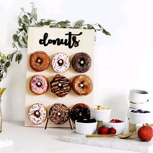 Donut Wall - 9 Donut Wall Holder Kit