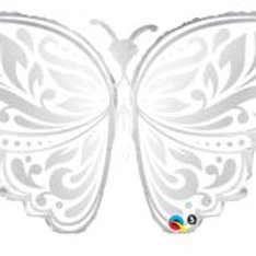 "Butterfly Foil Balloon - 44"" - Pkt of 1"