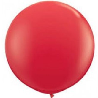 Giant 90cm Red Balloon