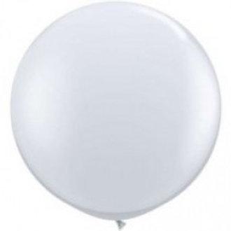 Giant 90cm White Balloon