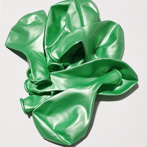 Pearl Light Green Balloon - 30cm - each