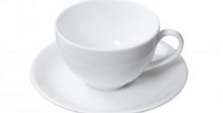 Coffee Cup and Saucer Hire - Box of 10