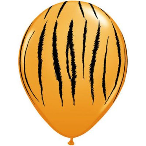 Tiger Stripe Printed Balloon PKT 5
