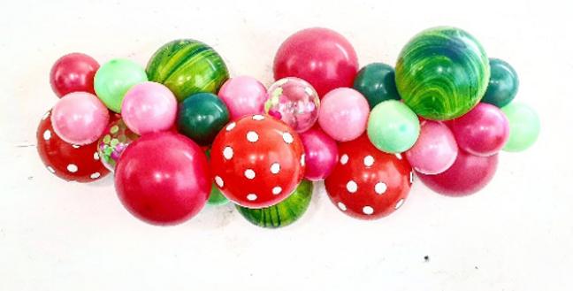 Balloon Garland DIY Kit - Sweet Watermelon