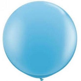 Giant 90cm Pale Blue Balloon