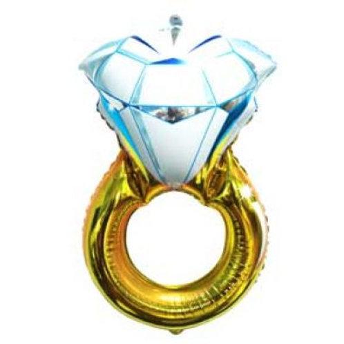 Diamond Ring 103cm