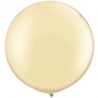 Giant 90cm Ivory Balloon