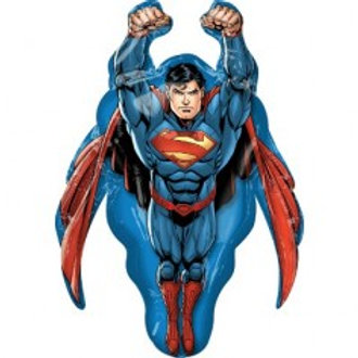 Superman Supershape Foil Balloon - 58x86