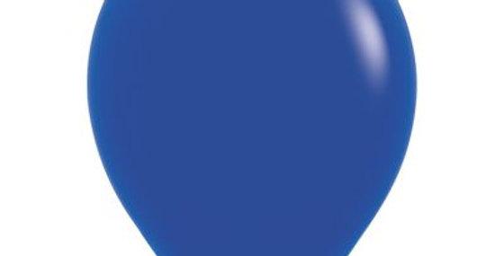 Standard Blue Helium Balloon 30cm each