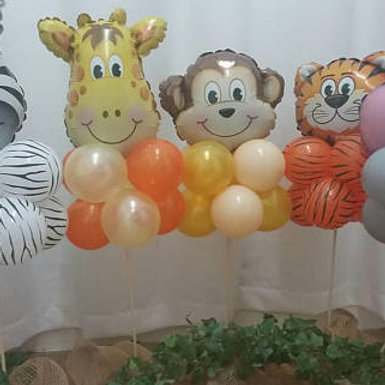 Jungle Animal DIY Balloon Kit